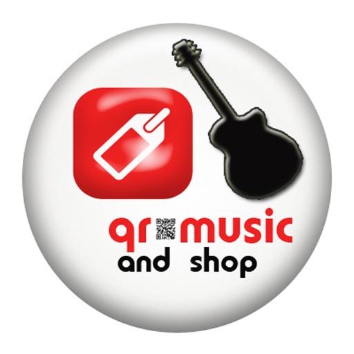 QR Music & Shop