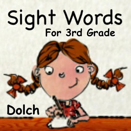 Sight Words For 3rd Grade - SPEED QUIZ