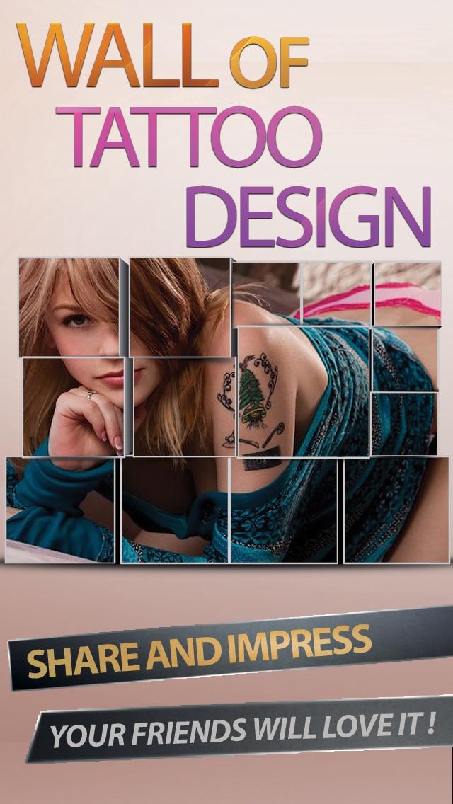 Tattoo Designs. Screenshot