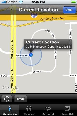Location Distance Finder screenshot-3