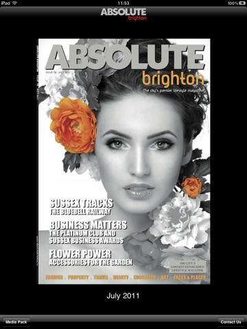 Absolute Brighton Magazine-ipad-0