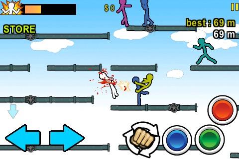 AngerOfStick2: Jump Jump