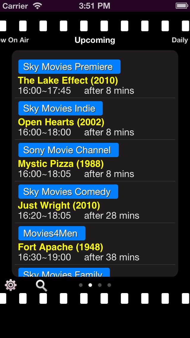 UK TV Film Guide
