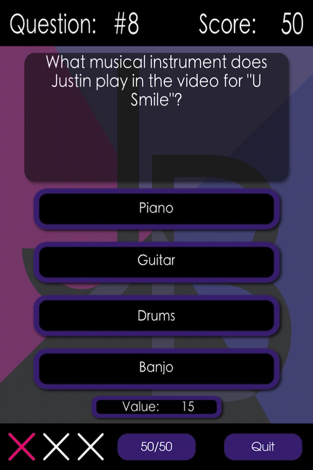 Trivia for Justin Bieber - Trivia with Friends FREE hack tool