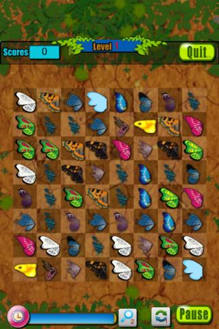 Butterfly Kyodai screenshot two
