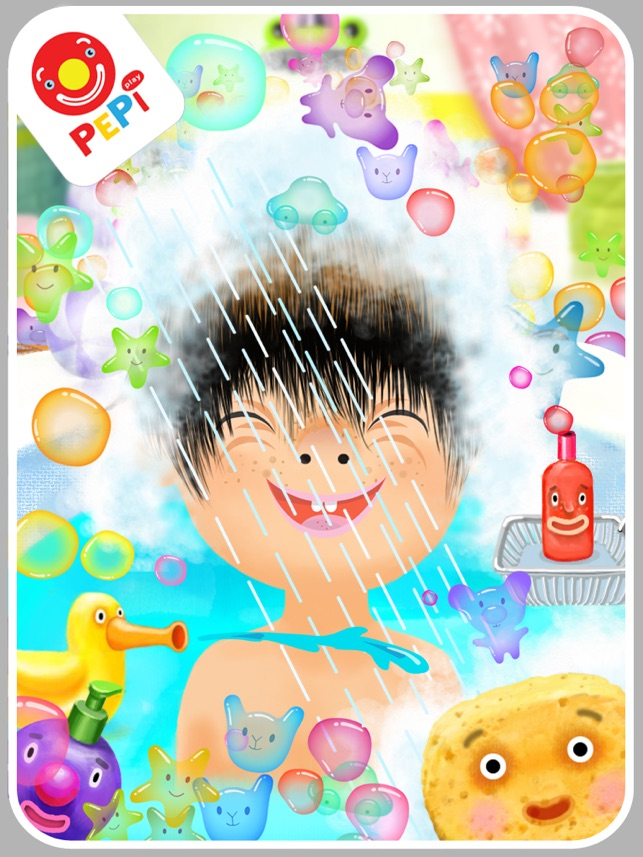 Pepi Bath Screenshot