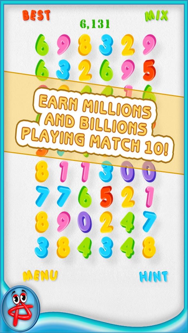 Match 10: Math Puzzle Full screenshot 7