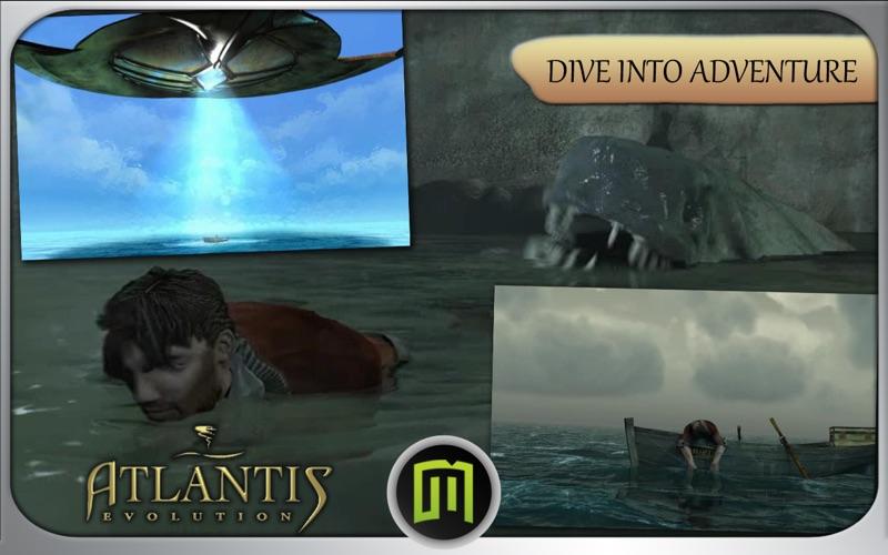 Atlantis: Evolution screenshot 1