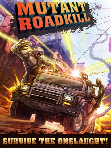 Mutant Roadkill на iPad