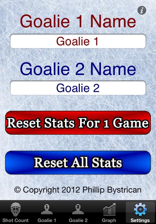Hockey Shot Counter screenshot-4