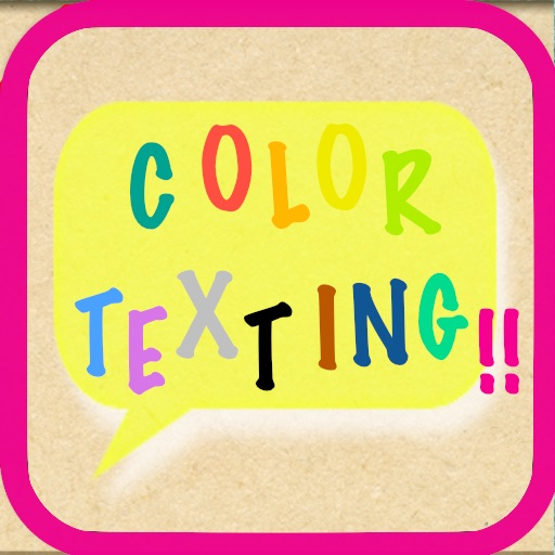 Color Texting Message