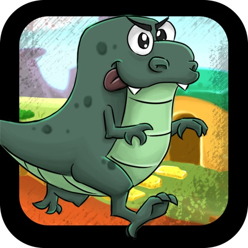 Prehistoric Police Game icon