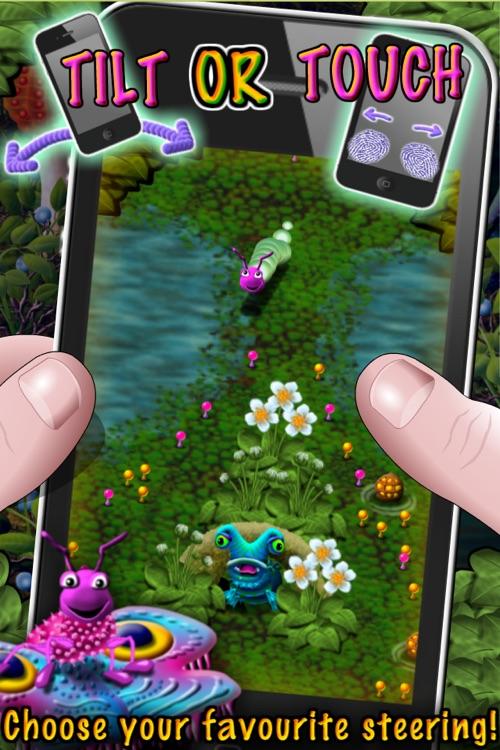 Swamp Worm - Need For Feet screenshot-4
