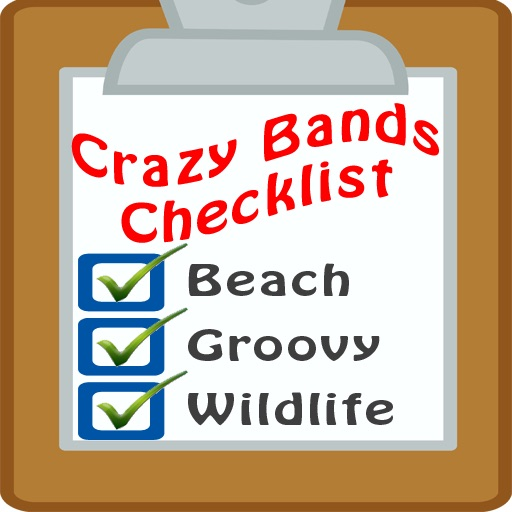 Crazy Bands Checklist