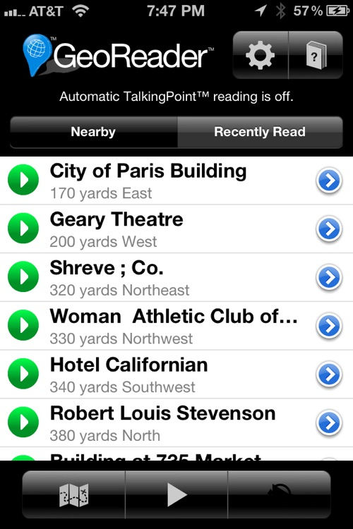 Georeader screenshot-3