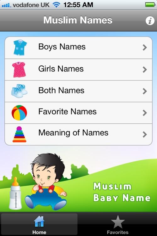 Muslim Name by Faris Abdul