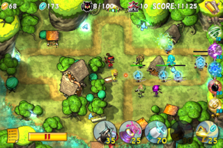 Ninja TD Lite Screenshot 5