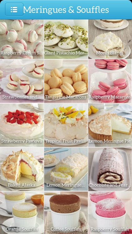Dessert Recipes - TK Photo Cookbook screenshot-0