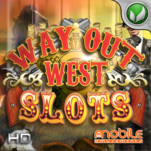 Way Out West Slots HD icon