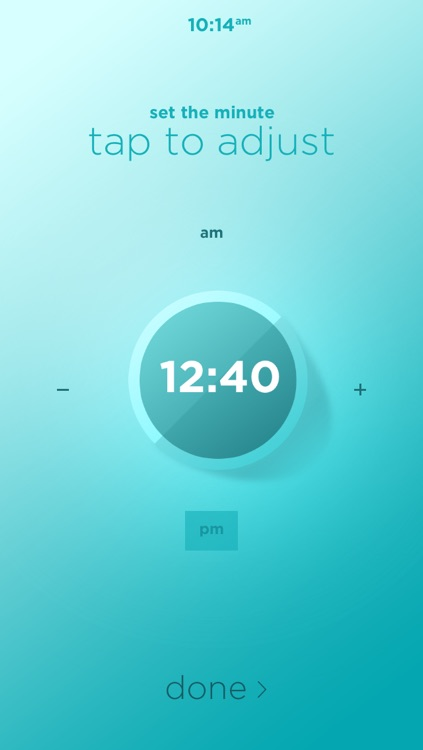 KG Alarm Clock