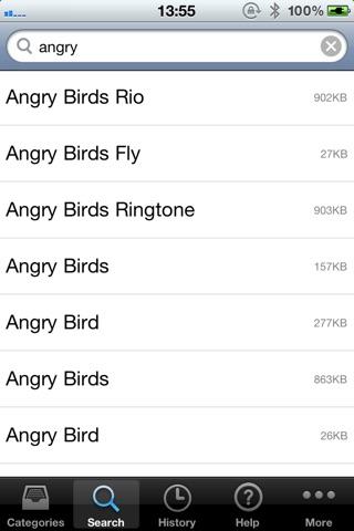 10,000 Ringtones Pro Screenshot 3