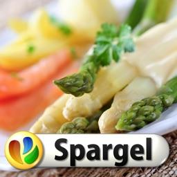 Spargel HD - 62 leckere Spargel Rezepte mit Kochmanager