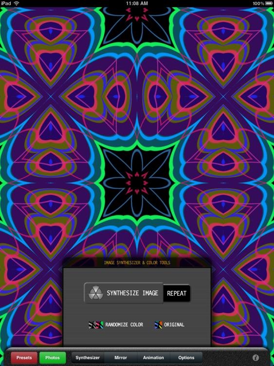 Kaleidoscope X for iPad screenshot-3