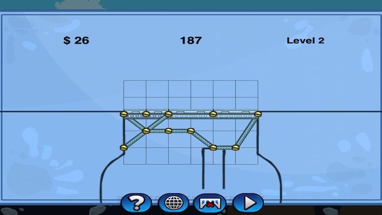 Repair The Bridge Mania Lite screenshot-3