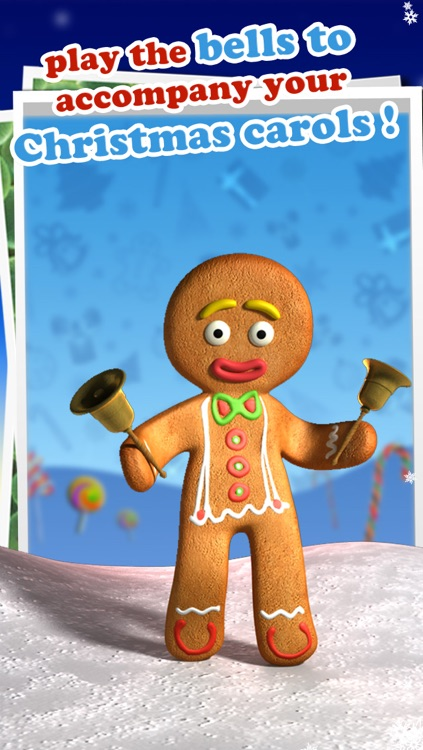 Talking Gingerbread Man screenshot-1