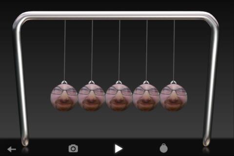 Newton's Cradle Pro screenshot-4