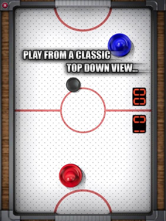Touch Hockey 2 HD screenshot-3