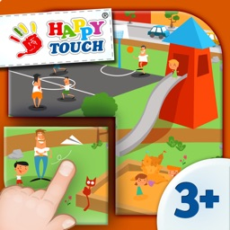 Big City Puzzle Pack for Kids by Happy-Touch® Free