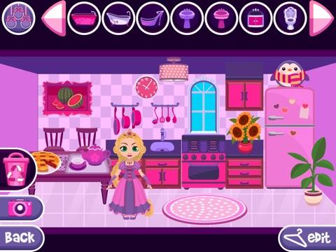 Игра My Princess Castle - Создание кукольный домик и принцесса замок