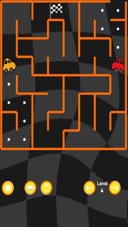 Car Race Maze screenshot-0