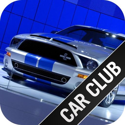 Ford Car Club icon