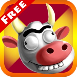 Bouncing Cow Jump - A Fun Bovine Adventure Game For Kids Of All Ages FREE
