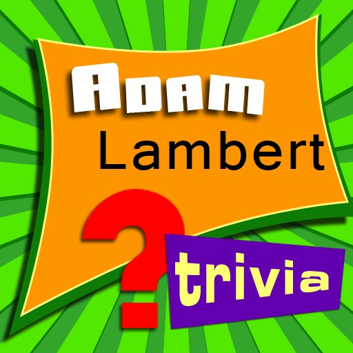 Adam Lambert Trivia & Quiz
