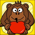Mad Monkey Free - Fun Kids Games and Kid Arcade... icon