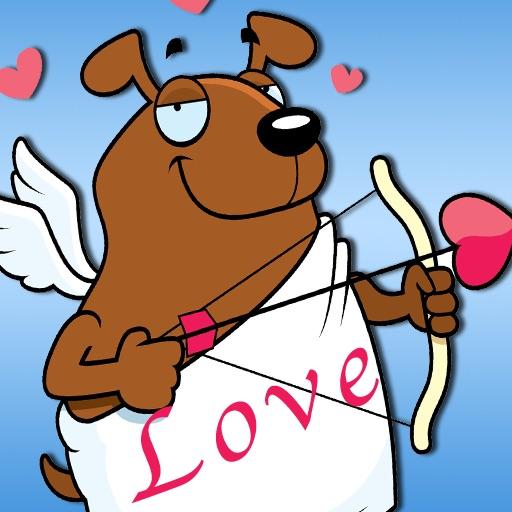 Liebesgrüße - Individuelle SMS mit herzigen Sprüchen icon