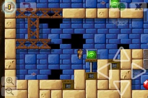 Crystal Cave Classic Lite screenshot-3