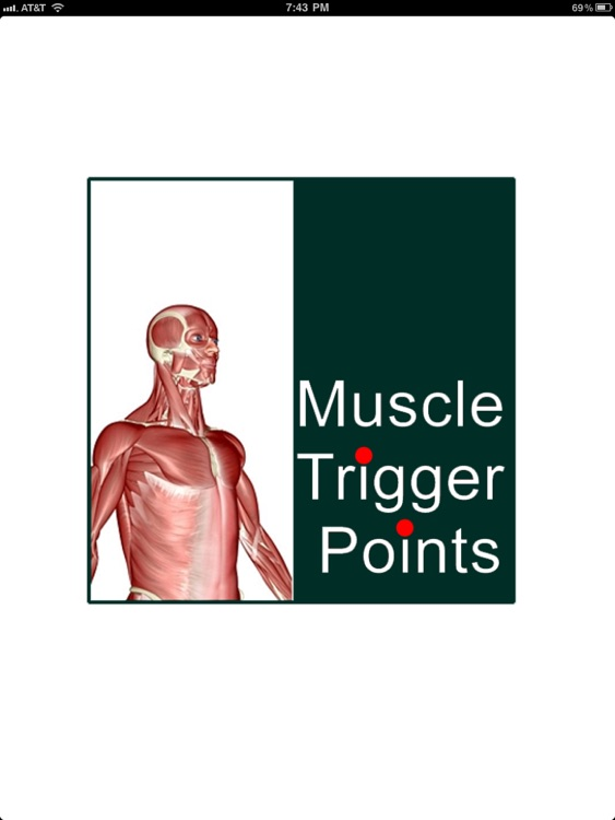 Muscle Trigger Points Doctor for iPad screenshot-0