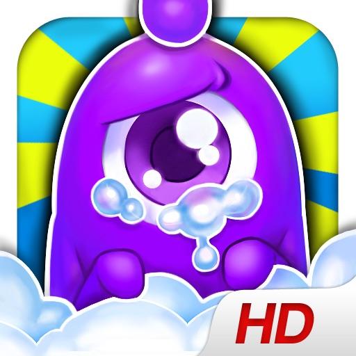 Help Purple HD icon