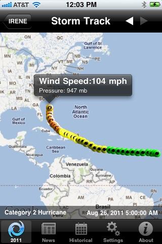 Hurricane Monitor