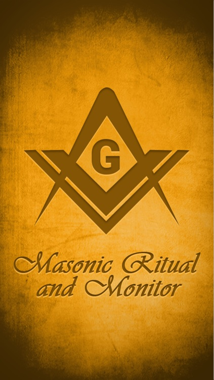 Masonic Ritual and Monitor