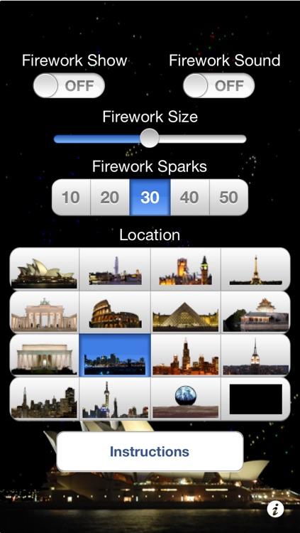 Fireworks screenshot-4