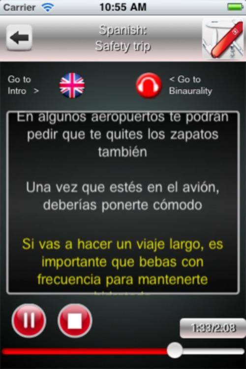 Binaurality Business Spanish