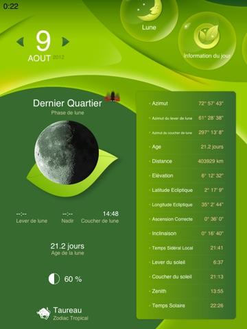 Screenshot #5 pour Jardiner Avec La Lune
