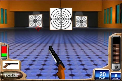 3D Pro Shooting Lite screenshot-0