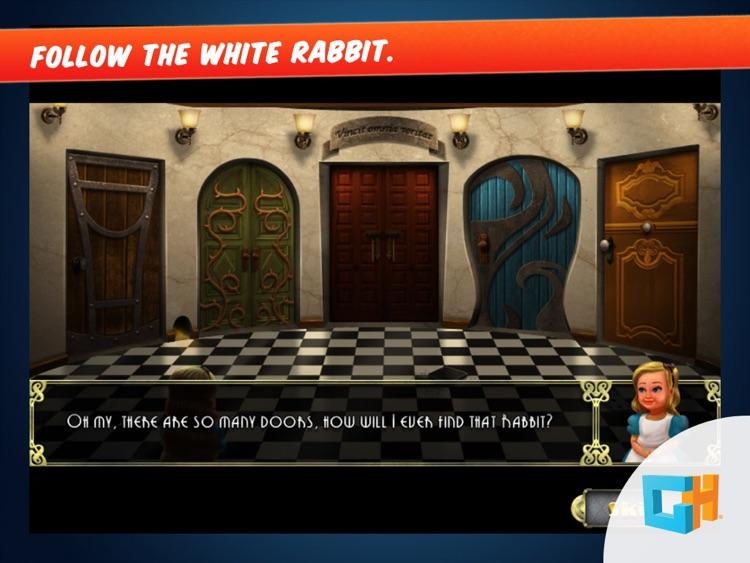 Fiction Fixers - Adventures in Wonderland screenshot-3