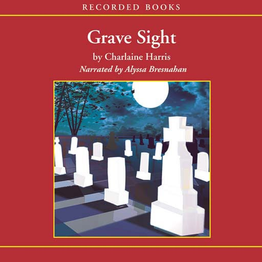 Grave Sight (Audiobook)